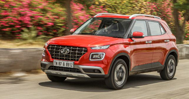 Hyundai Venue To End 2019 With 1 Lakh Bookings Autox