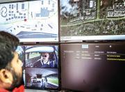 renault zoe autonomous prototype monitoring