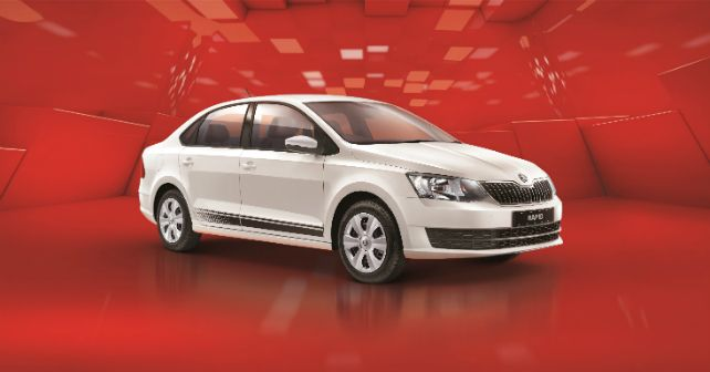 Skoda Rapid Rider Limited Edition Launched