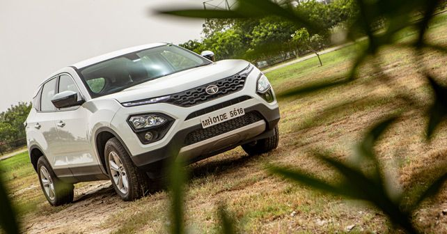 Tata Motors rolls out priority test drives for the Harrier