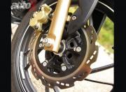 tvs apache rtr 200 4V disc brake