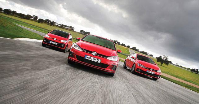 Volkswagen Gti Models