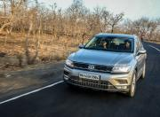volkswagen tiguan road trip in india