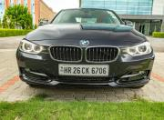 2018 BMW 3 Series grille2