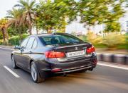 2018 BMW 3 Series rear angle