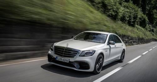 2018 Mercedes Benz S Class Motion