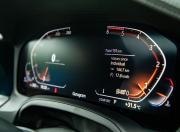 2019 BMW 3 Series digital instrumentation2