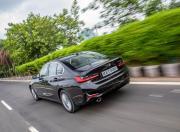 2019 BMW 3 Series rear