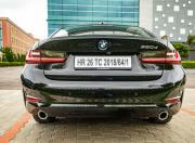 2019 BMW 3 Series rear angle