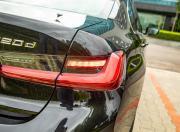 2019 BMW 3 Series tail lamp