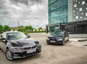 2019 BMW 3 Series vs 2018 BMW 3 Series static3