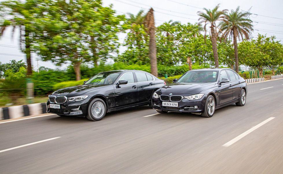 2019 BMW 3 Series vs 2018 BMW 3 Series2