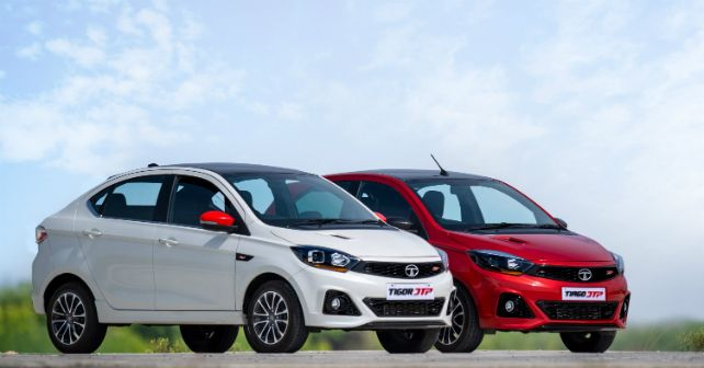 2019 Tata Tigor Jtp And Tiago Jtp Launched