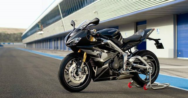 2020 Triumph Daytona Moto2 765 Unveiled