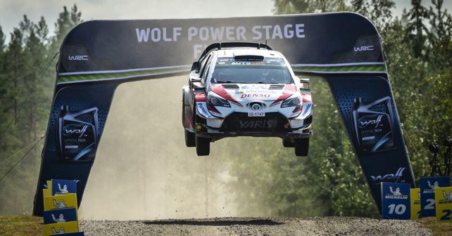 Ott Tanak and Martin Jarveoja win WRC Rally Finland 2019