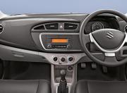 Alto 800 Stylish and Spacious Interior Image