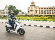 Ather 450 motion