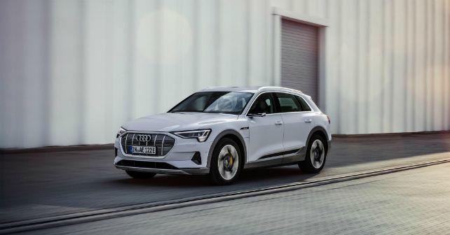 Audi E Tron 50 Unveiled M