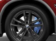 BMW X4 Image alloy wheel11