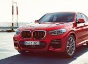 BMW X4 Image front left view1