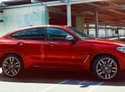 BMW X4 Image side profile1