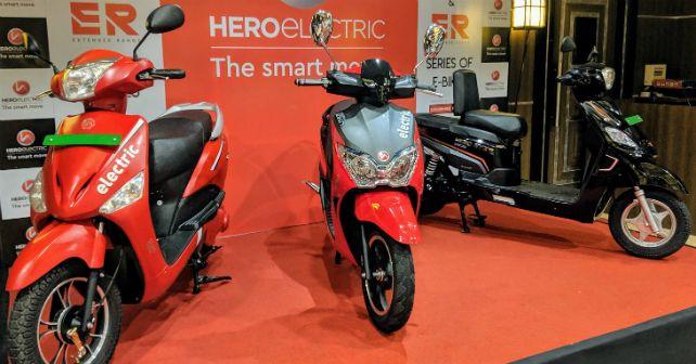 Hero Electric Dash