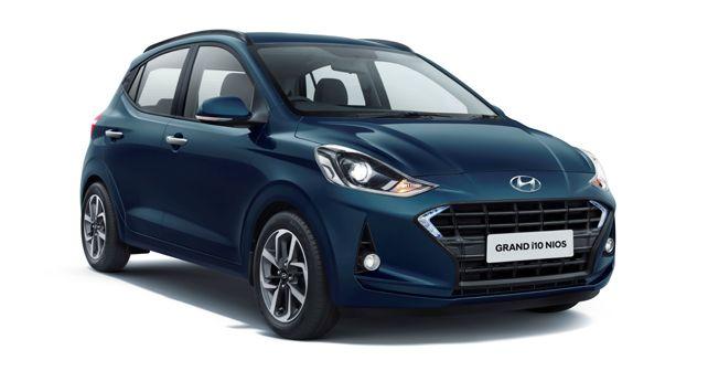 New Hyundai Grand i10 Nios Exterior