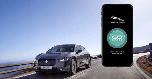 Jaguar Go I PACE App