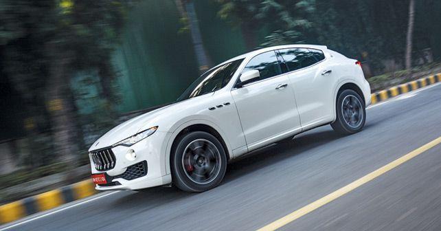Maserati Levante Diesel Motion