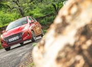 New Hyundai Grandi10 Nios image front low angle1