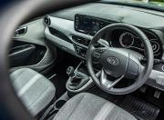 New Hyundai Grandi10 Nios interior1