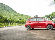 New Hyundai Grandi10 Nios side profile1