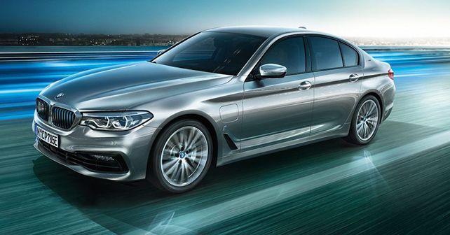 2019 BMW 530e XDrive