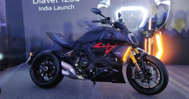 Ducati Diavel 1260 1260s India Launch