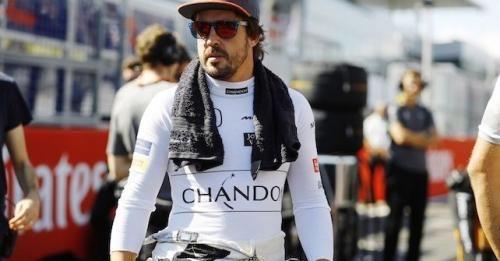 Fernando Alonso Lemans Mclaren 500x261