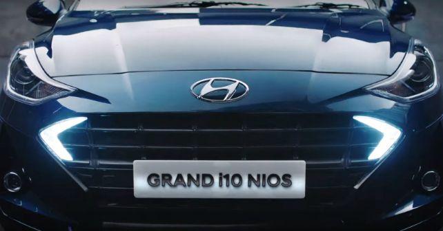 Hyundai Grand I10 Nios Grille