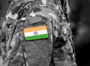 indian flag patch