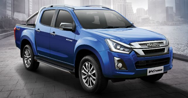 Isuzu D Max V Cross Z Prestige Edition