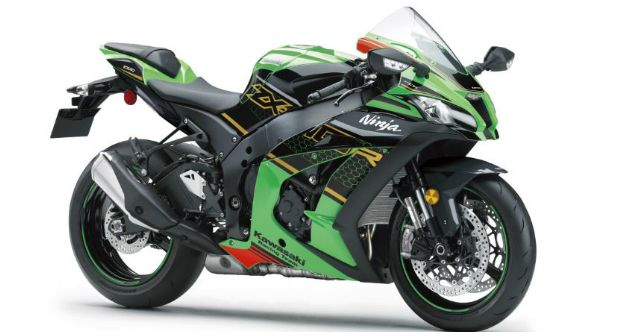 Kawasaki Ninja Zx 10r New Colour Launched