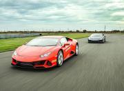 Lamborghini Huracan Evo Motion