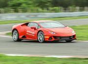 Lamborghini Huracan Evo Front Three Quarter