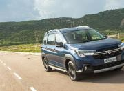 maruti suzuki xl6 image front three quarter dynamic1