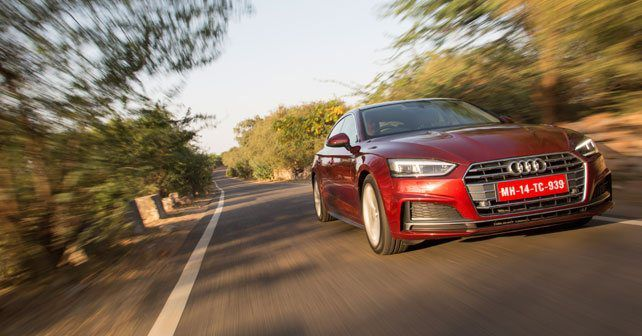 New Audi A5 Diesel India