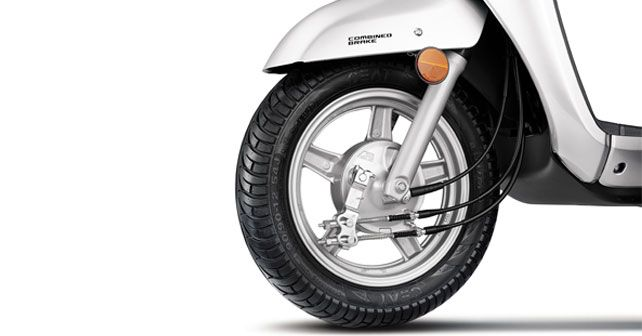 Suzuki Access 125 Disc Drum