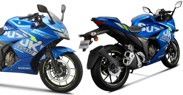 Suzuki Gixxer Sf 250 Motogp Edition India M1
