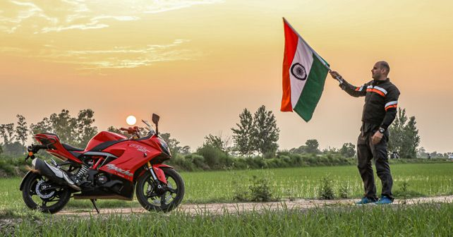 Tvs Autox Spirit Of Freedom