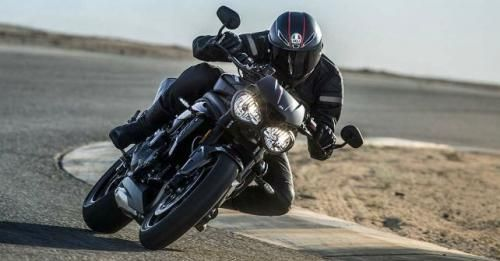 2018 Triumph Speed Triple RS Unveiled M