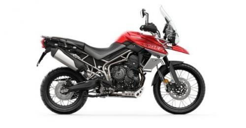 2018 Tiger 800 India Launch