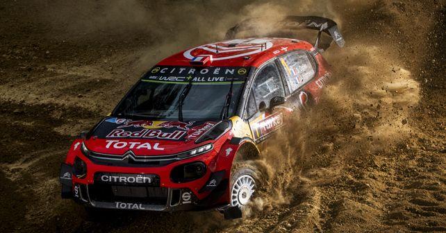 Sebastien Ogier wins the 2019 Rally Turkey