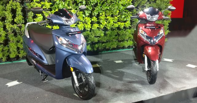 Honda Activa 125 FI BS VI Launch